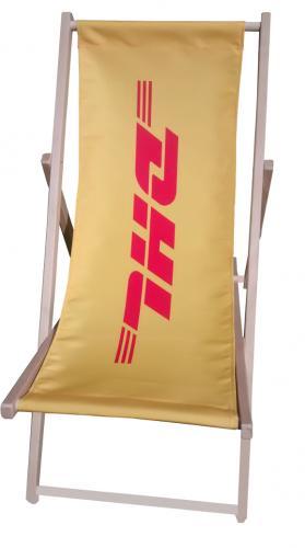 DHL deckchair