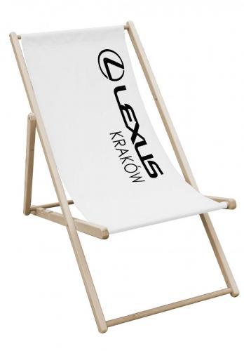 Lexus deckchair