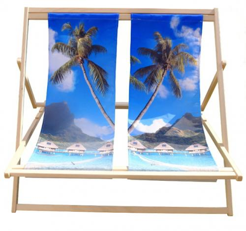 double beech deckchair